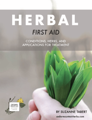 herbal first aid ebook herbal uses
