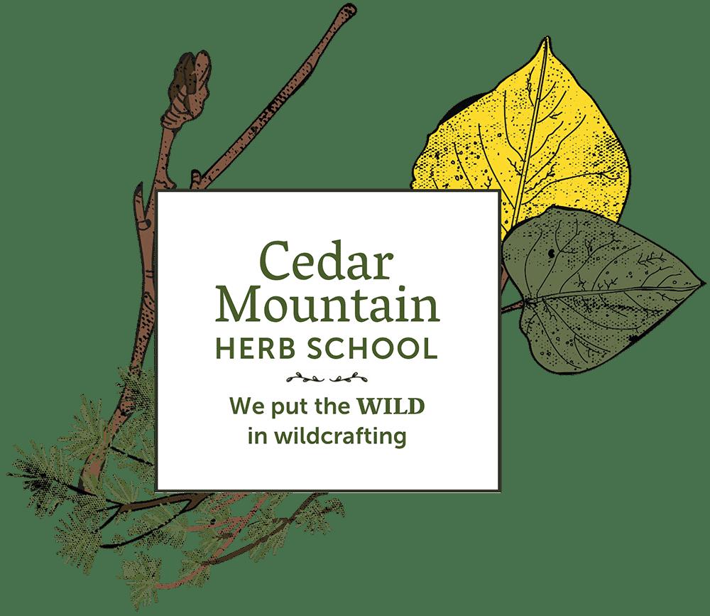 cedar mountain herb school and herbal classes