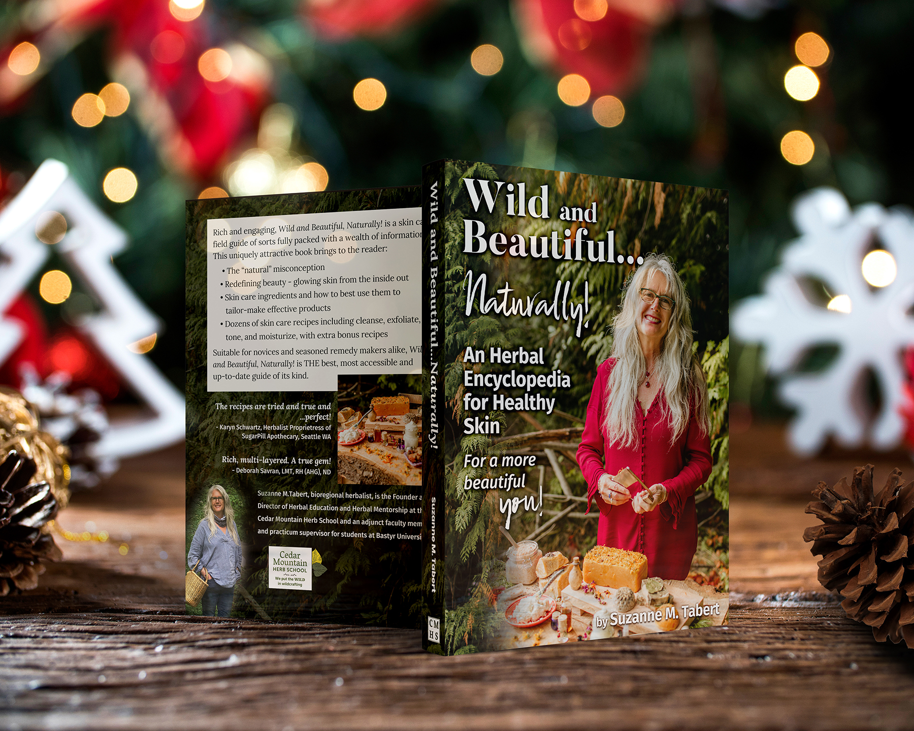 wild and beautiful naturally An Herbal Encyclopedia for Healthy Skin